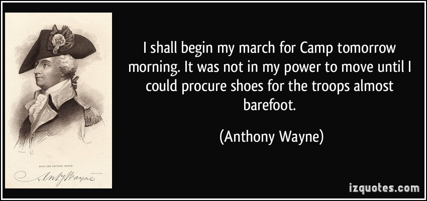 Anthony Wayne's quote #2