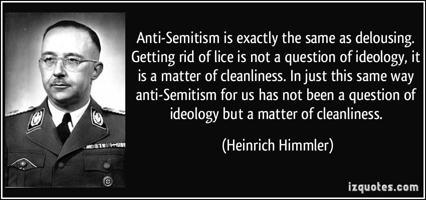 Anti-Semitism quote #2