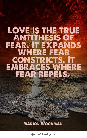 Antithesis quote #1
