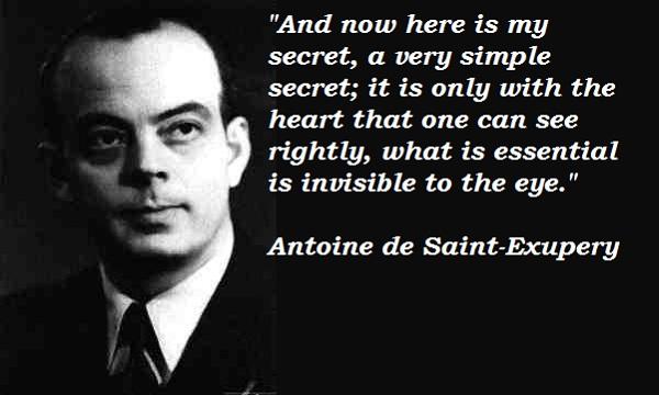 Antoine de Saint-Exupery's quote #8