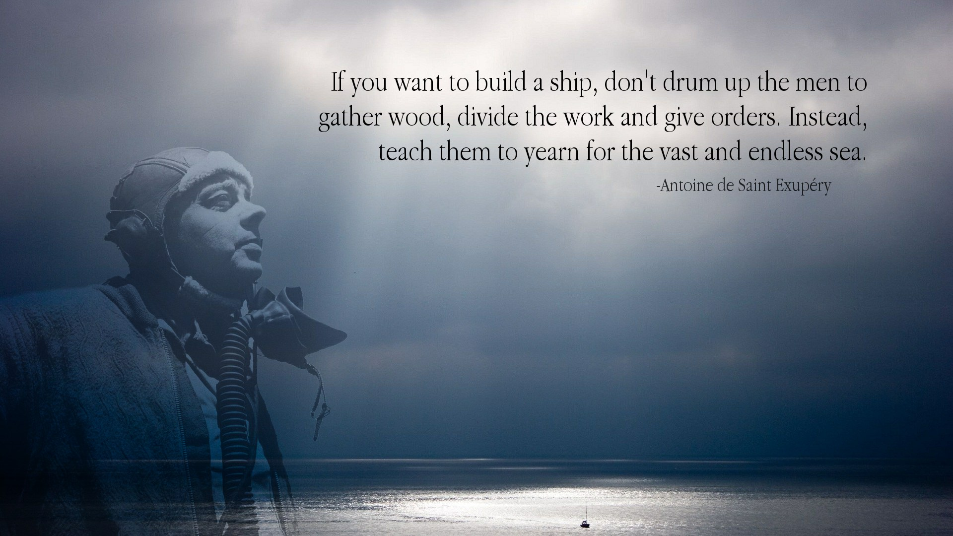 Antoine de Saint-Exupery's quote #4