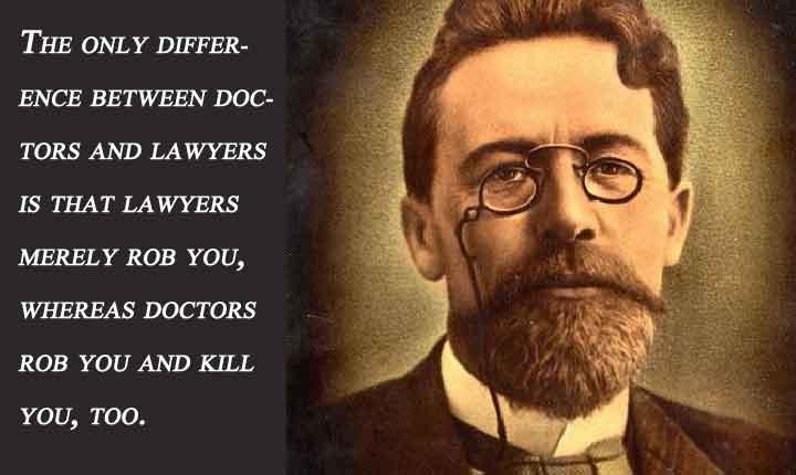 Anton Chekhov's quote #7