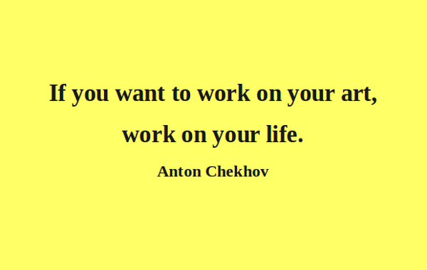 Anton Chekhov's quote #3