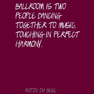 Anton du Beke's quote #2