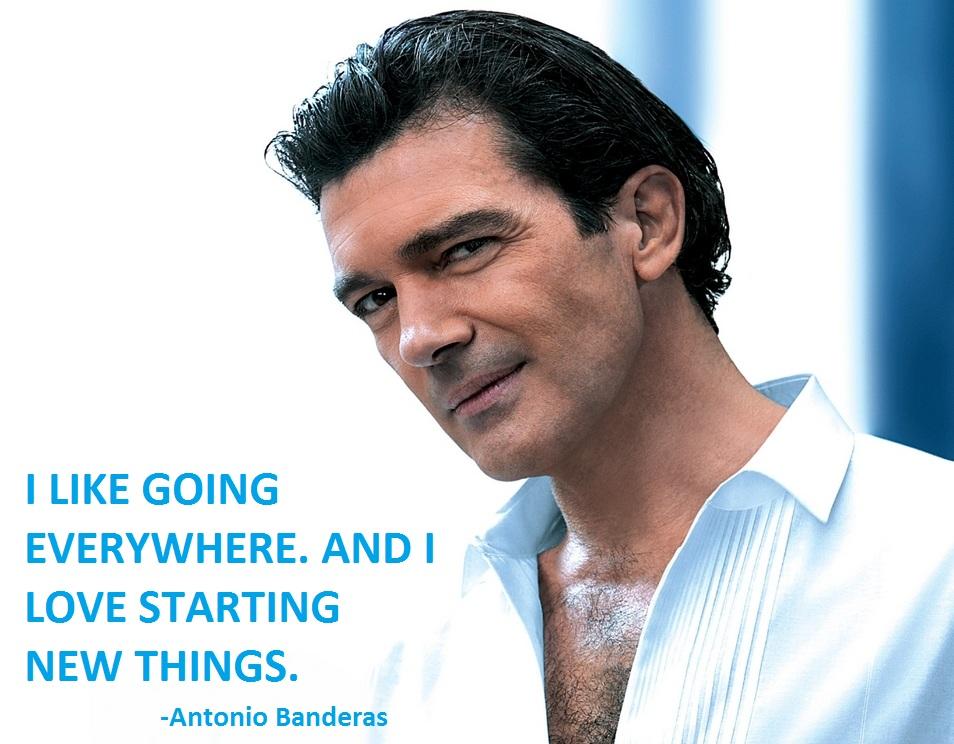 Antonio Banderas's quote #6