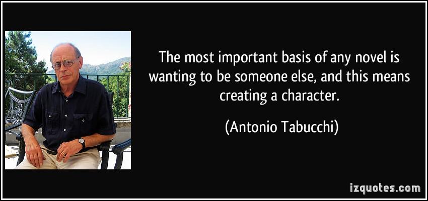 Antonio Tabucchi's quote #2