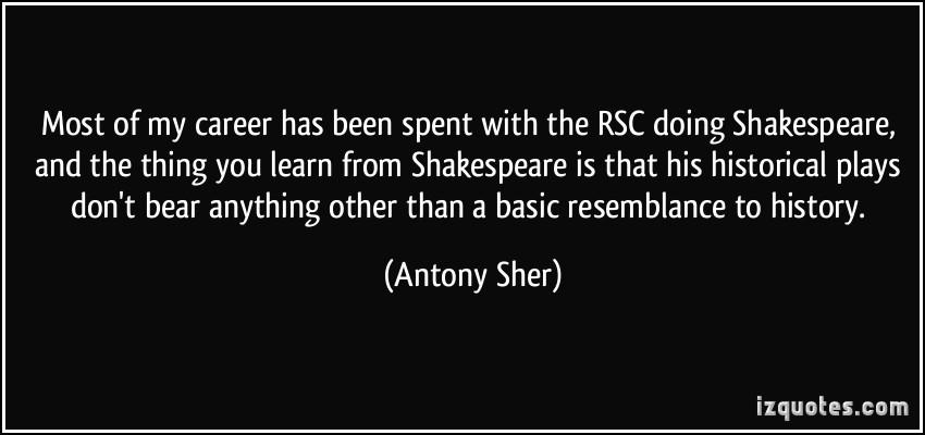 Antony Sher's quote #2