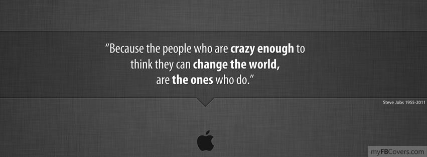 Apple quote #5