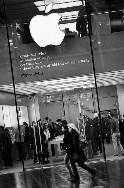Apple quote #6
