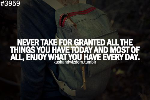 Appreciate quote #3