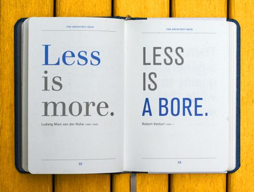 Architectural quote #2