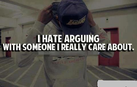 Arguing quote #6