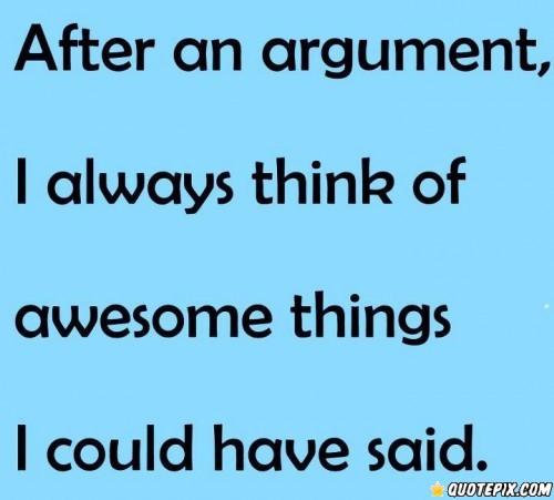 Argument quote #2