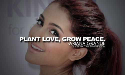 Ariana Grande's quote #1