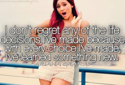 Ariana Grande's quote #4