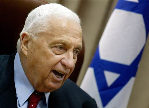 Ariel Sharon's quote #7