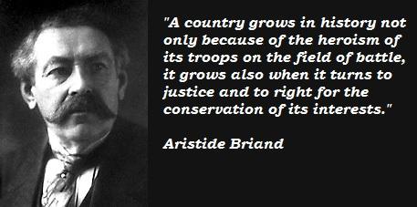 Aristide Briand's quote #2