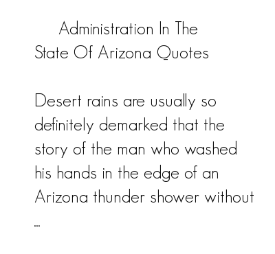 Arizona quote #1