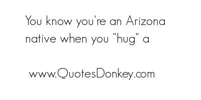 Arizona quote #2
