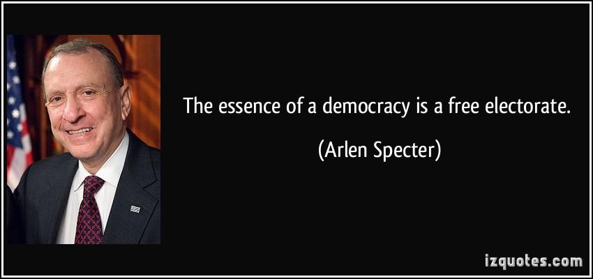 Arlen Specter's quote #1