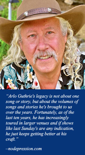Arlo Guthrie's quote #2
