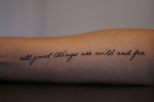 Arm quote #2