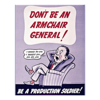 Armchair quote #1