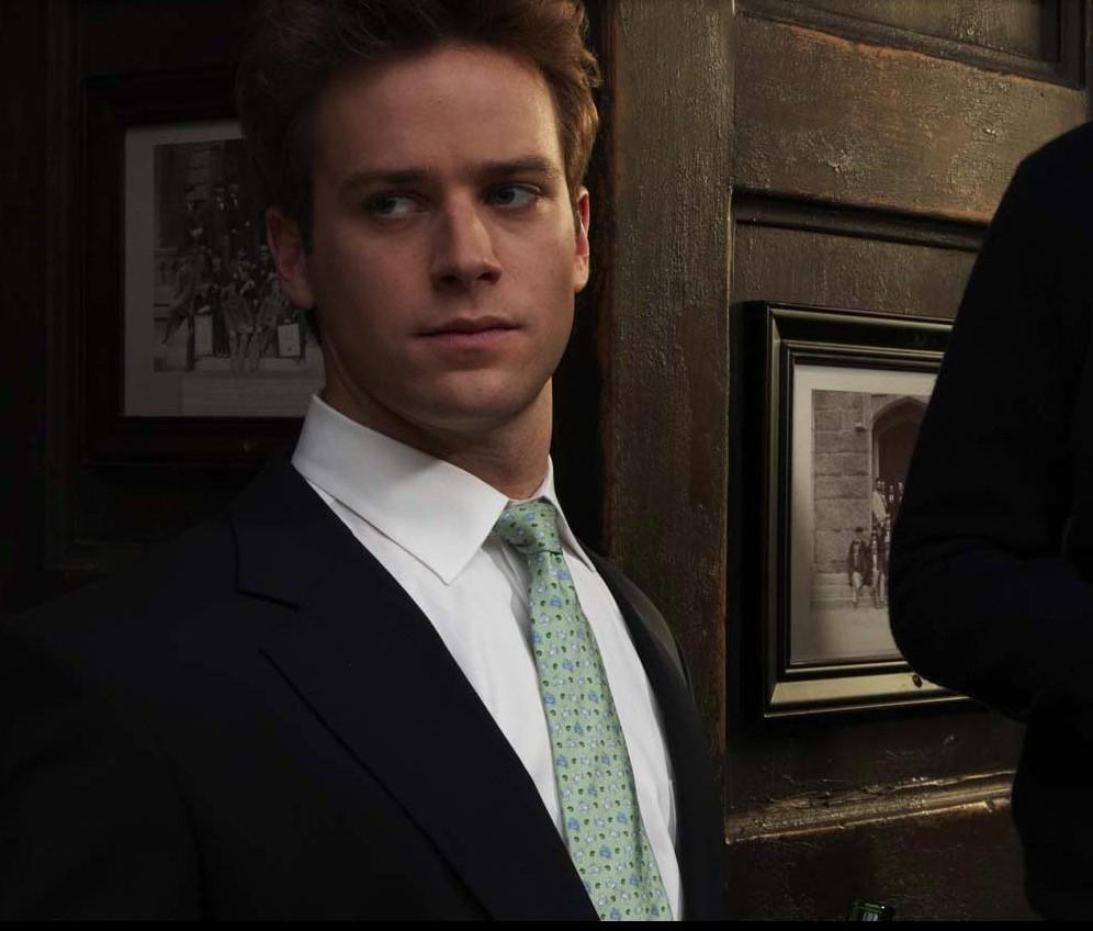Armie Hammer Biography, Armie Hammer's Famous Quotes ...