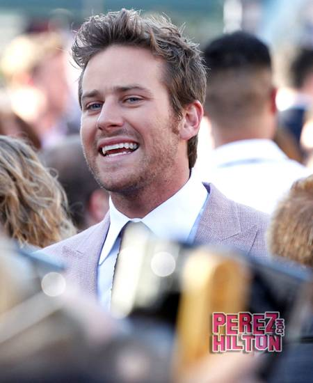 Armie Hammer's quote #7