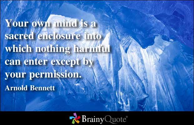 Arnold Bennett's quote #1