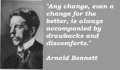 Arnold Bennett's quote #5