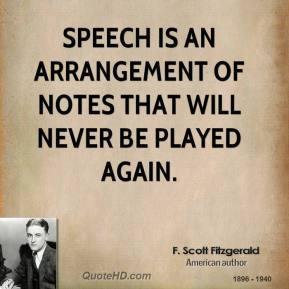 Arrangement quote #1