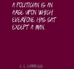 Arse quote #1