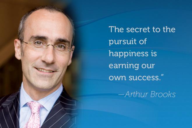 Arthur C. Brooks's quote #6