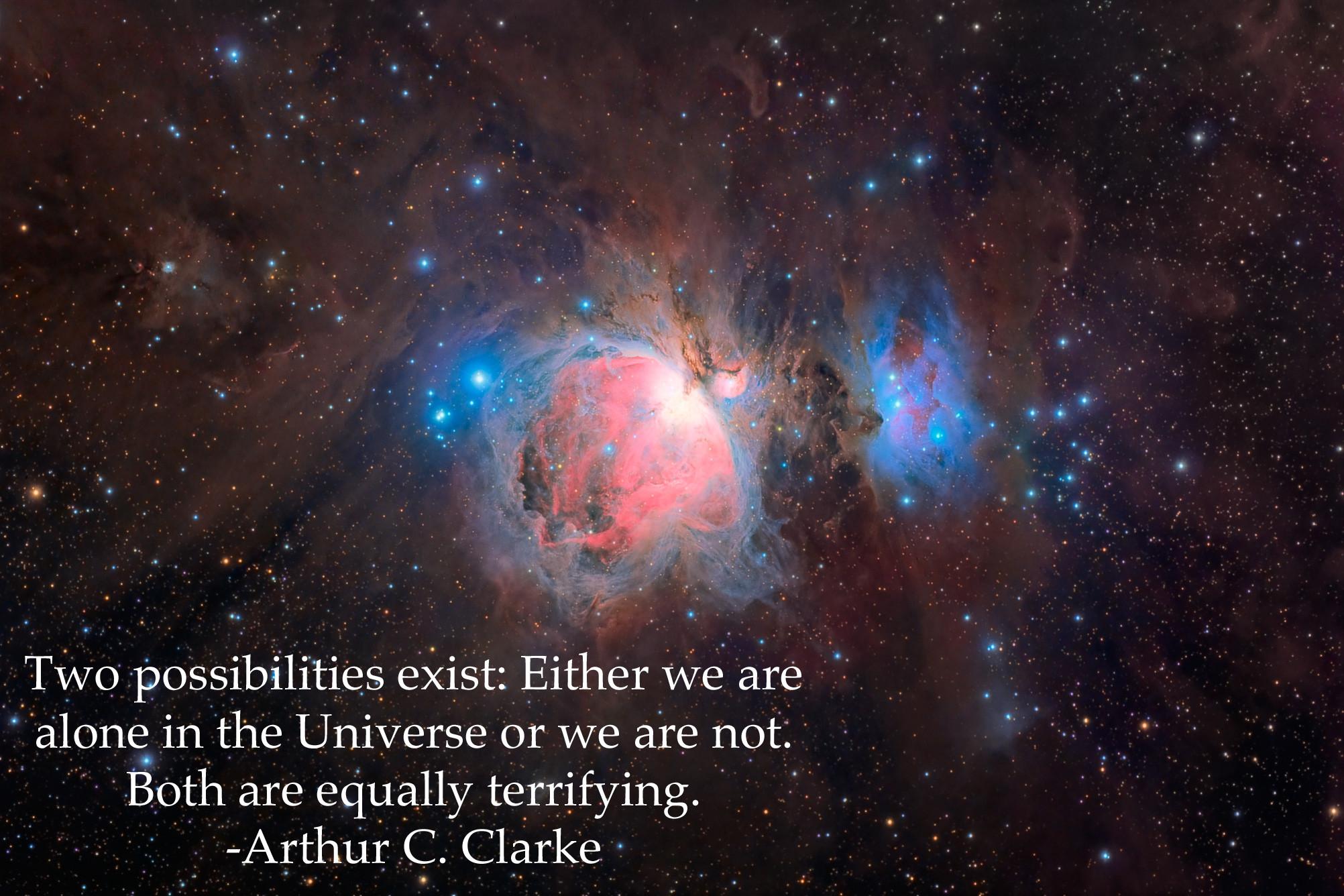 Arthur C. Clarke's quote #3