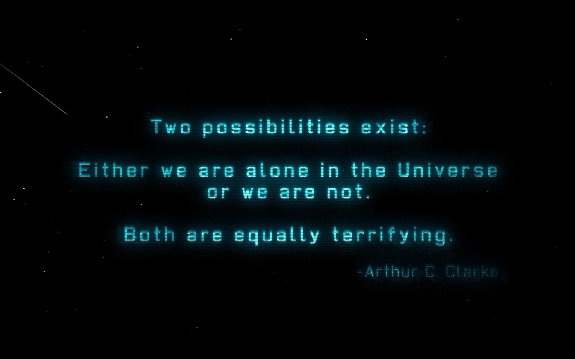 Arthur C. Clarke's quote #4
