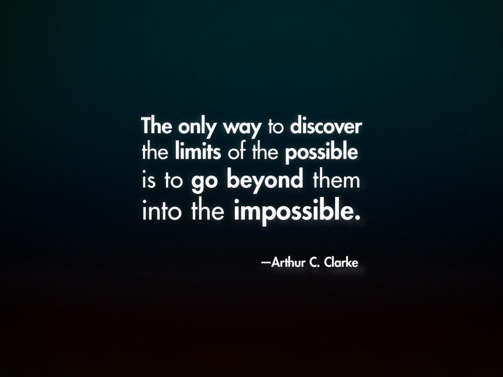 Arthur C. Clarke's quote #5