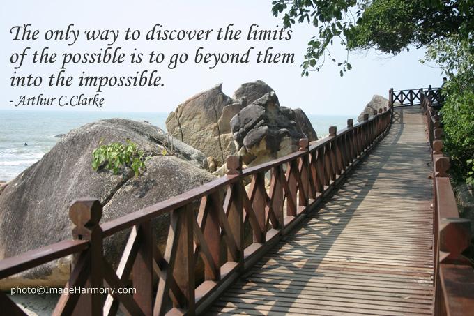 Arthur C. Clarke's quote #8