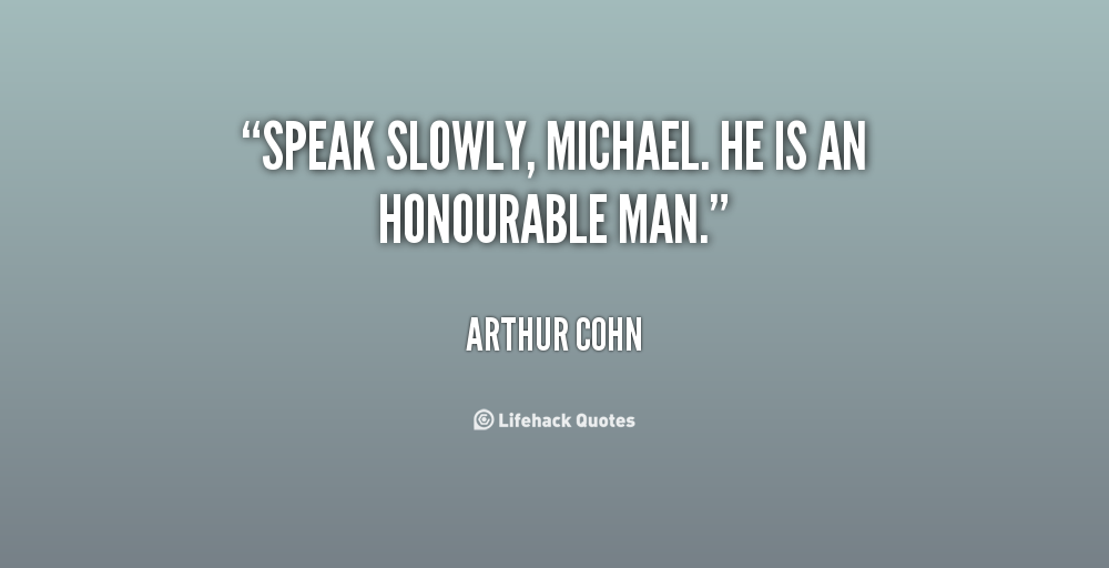 Arthur Cohn's quote #3