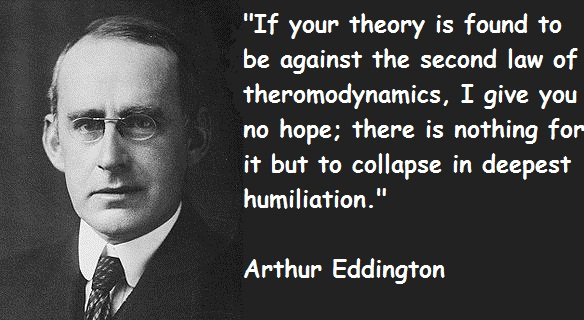Arthur Eddington's quote #7
