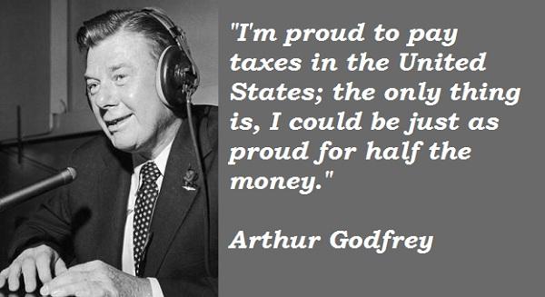 Arthur Godfrey's quote #4