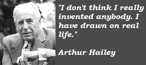 Arthur Hailey's quote #3