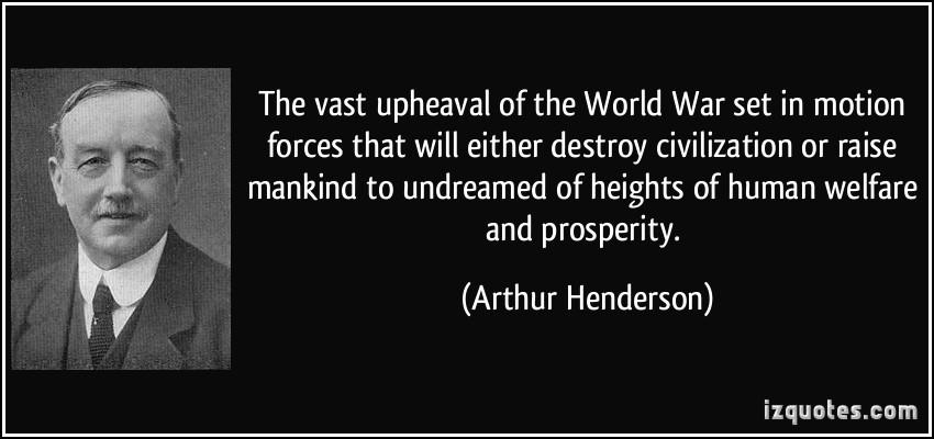 Arthur Henderson's quote #3