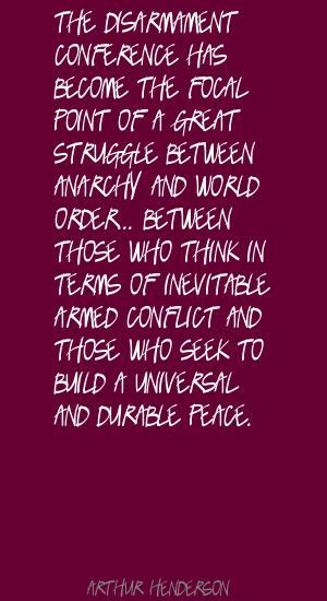 Arthur Henderson's quote #4