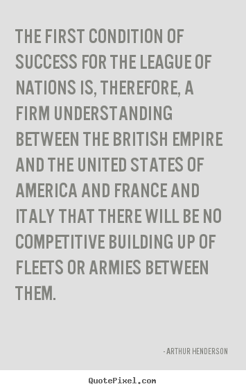 Arthur Henderson's quote #7
