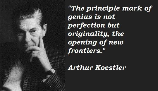 Arthur Koestler's quote #4