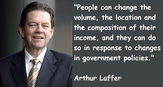 Arthur Laffer's quote #6