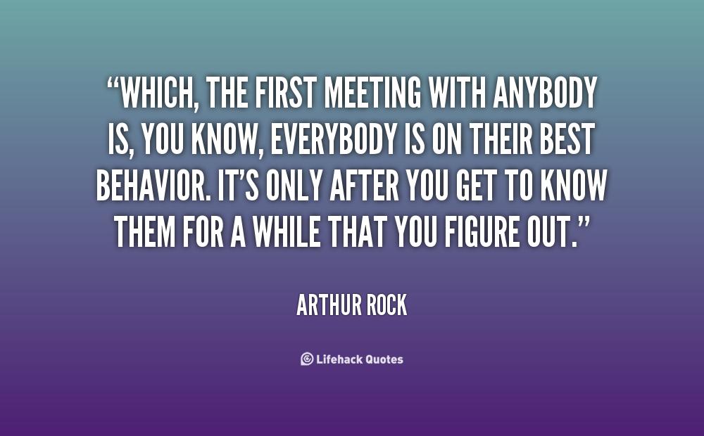 Arthur Rock's quote #7