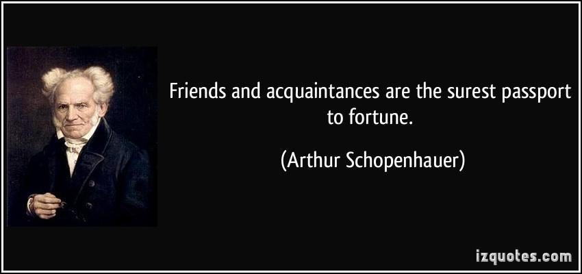 Arthur Schopenhauer's quote #5