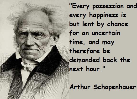 Arthur Schopenhauer's quote #8